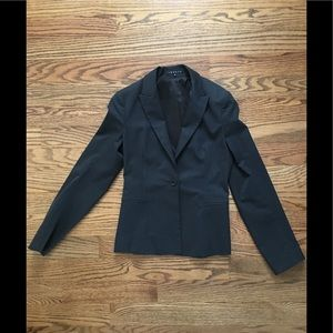 Other - Suit by Theory matte gray